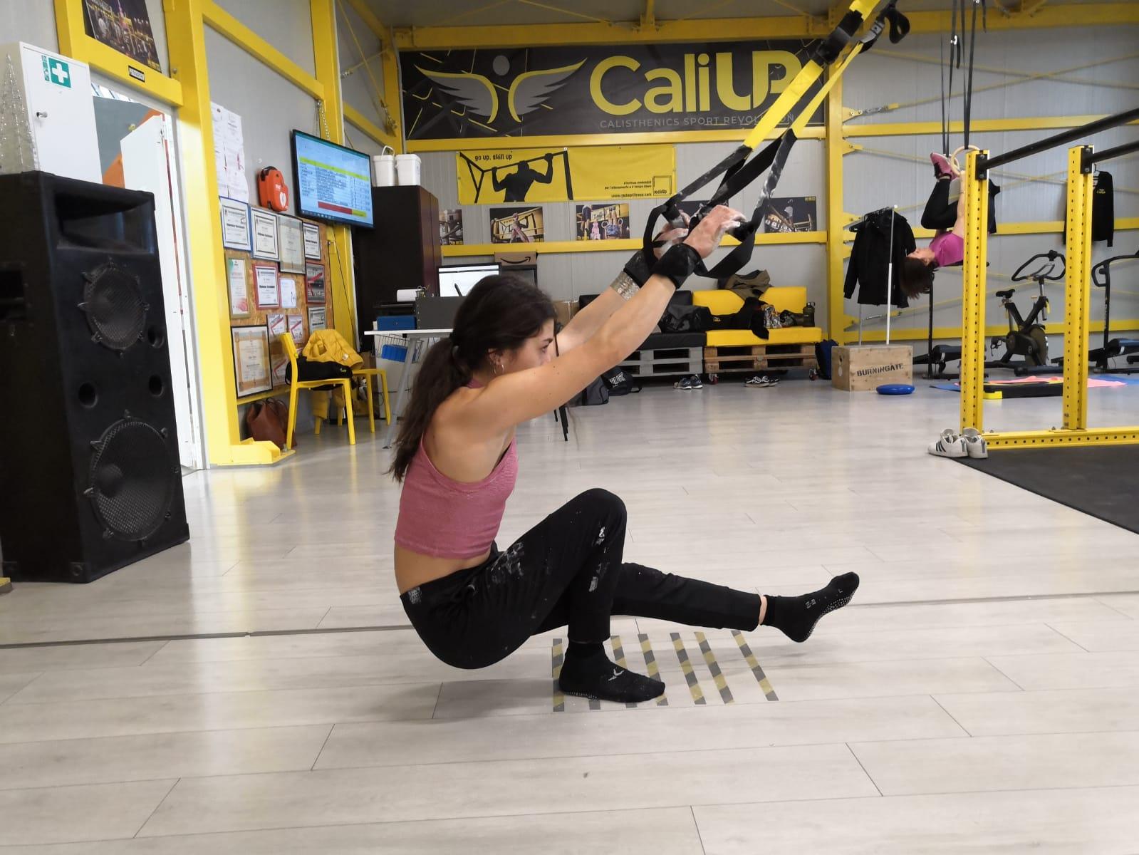 Fitness funzionale a corpo libero Forlì