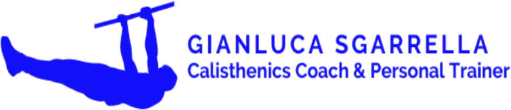 Gianluca Sgarrella - Personal Trainer & Calisthenics Coach